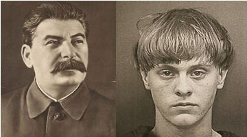 What I Learned From Joseph Stalin And Dylann Roof Comingwritehome